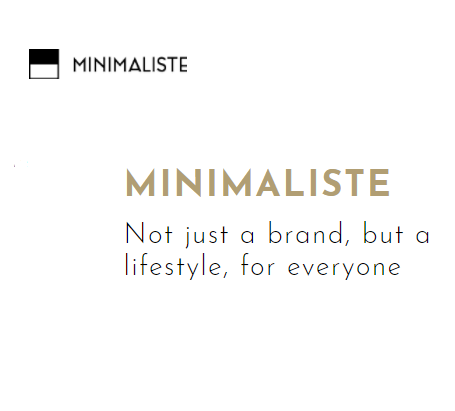 Minimaliste: Part 2 – chit chat